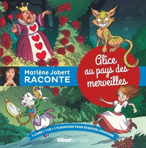 Alice au pays des merveilles  avec 1 CD audio