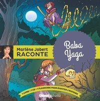 Marlène Jobert - Baba Yaga. 1 CD audio