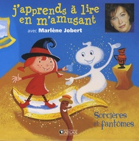 Marlène Jobert - Coffret j'apprends à lire en m'amusant 2. 2 CD audio