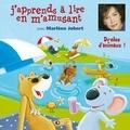 Marlène Jobert - J'apprends a lire en m'amusant - Drôles d'animaux !. 2 CD audio