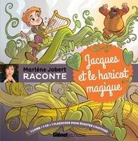 Marlène Jobert - Jacques et le haricot magique. 1 CD audio