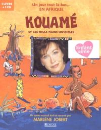 Marlène Jobert et  Floc'h - Kouamé et les mille mains invisibles. 1 CD audio
