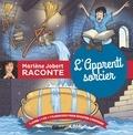 Marlène Jobert - L'Apprenti sorcier. 1 CD audio