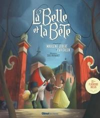 Marlène Jobert et Eric Puybaret - La Belle et la Bête. 1 CD audio