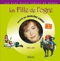 Marlène Jobert - La fille de l'ogre - Dès 4 ans. 1 CD audio