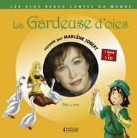 Marlène Jobert - La Gardeuse d'oies. 1 CD audio