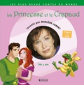 Marlène Jobert - La Princesse et le crapaud. 1 CD audio