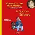 Marlène Jobert et Jean-Jacques Vacher - Le capitaine Tribord. 1 CD audio