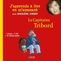 Marlène Jobert et Jean-Jacques Vacher - Le capitaine Tribord. 1 CD audio