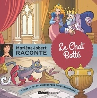 Marlène Jobert - Le chat botté. 1 CD audio