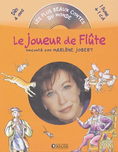 Marlène Jobert - Le joueur de Flûte. 1 CD audio