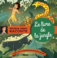 Marlène Jobert - Le livre de la jungle. 1 CD audio