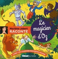 Marlène Jobert - Le magicien d'Oz. 1 CD audio
