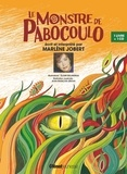 Marlène Jobert - Le monstre de Pabocoulo. 1 CD audio