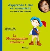 Marlène Jobert et Malorie Laisne - Le Mousquetaire amoureux. 1 CD audio