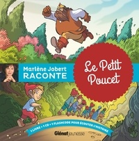 Marlène Jobert - Le Petit Poucet. 1 CD audio