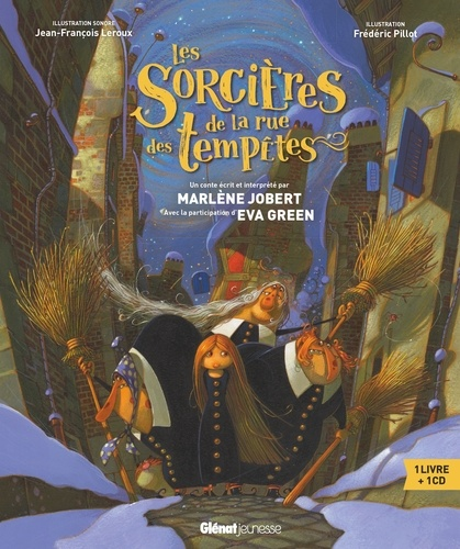 Marlène Jobert et Eva Green - Les sorcières de la rue des tempêtes.