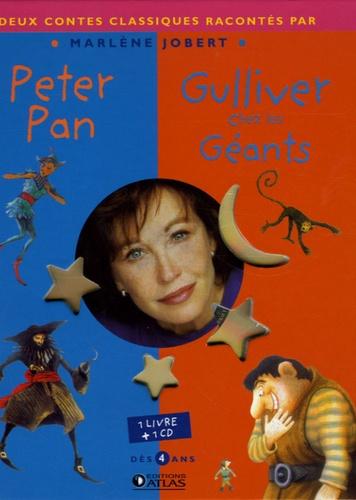 Marlène Jobert - Peter Pan ; Gulliver chez les Géants.
