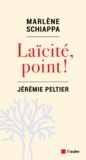 Marlène Schiappa et Jérémie Peltier - Laïcité, point !.