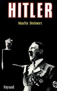 Marlis Steinert - Hitler.