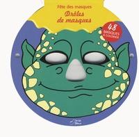 Marlit Peikert - Drôles de masques.