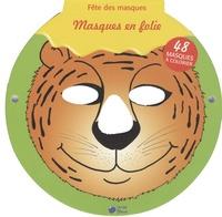 Marlit Peikert - Masques en folie.