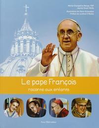 Histoiresdenlire.be Le pape François raconté aux enfants Image