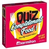 Quiz complètement food !- 500 quiz et défis -  Marmiton | Showmesound.org