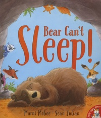 Marni McGee et Sean Julian - Bear Can't Sleep!.