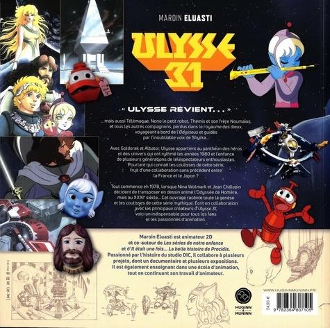 Ulysse 31. L'histoire et les coulisses d'un dessin animé culte de notre enfance