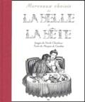Marquis de Carabas et Nicole Claveloux - Morceaux choisis de La Belle et la Bête.