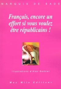 Histoiresdenlire.be Français, encore un effort si vous voulez être républicains! Image