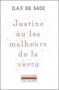 Justine ou les malheurs de la vertu -  Marquis de Sade |