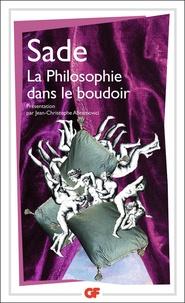 Marquis de Sade - La philosophie dans le boudoir - Ou les instituteurs moraux.