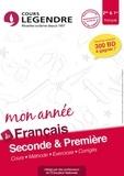 Marrucho - Français 2de et 1re - Cours, méthode, exercices, corrigés.