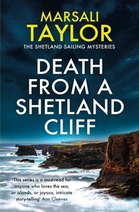 Marsali Taylor - Death from a Shetland Cliff.