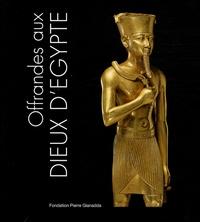 Offrandes aux dieux d'Egypte - Marsha Hill |