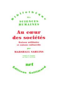 Marshall Sahlins - .