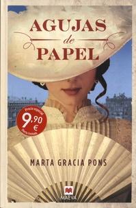 Marta Gracia Pons - Agujas de papel.