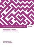 Marta Inès Waldegaray - Hermetisme programmatique - Questionnement et réflexions autour de l'écriture contemporaine.
