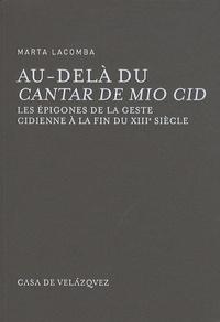 Galabria.be Au-delà du Cantar de mio Cid - Les épigones de la geste cidienne à la fin du XIIIe siècle Image