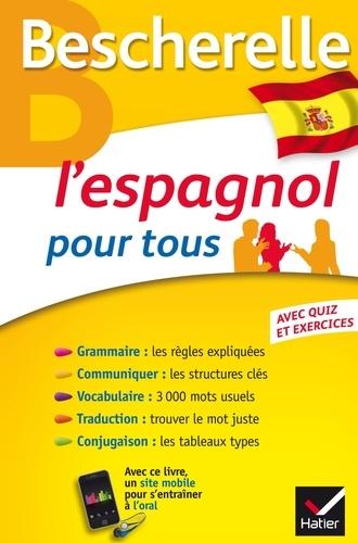 Bescherelle L'espagnol pour tous - 9782218991936 - 8,99 €