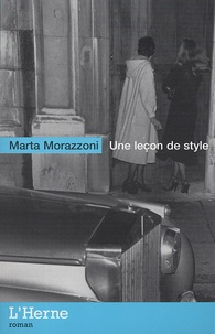 Marta Morazzoni - Une leçon de style.