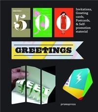 Marta Serrats et David Lorente - 500 Greetings - Invitations, Greeting cards, Postcards & Self-promotion material.