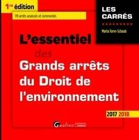 Lessentiel des Grands arrêts du Droit de lenvironnement.pdf