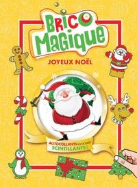 Martha Day Zschock - Joyeux Noël - Autocollants en mousse scintillants !.