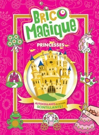 Martha Day Zschock - Princesses - Autocollants en mousse scintillants !.