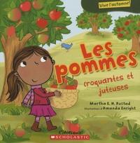 Histoiresdenlire.be Les pommes - Croquantes et juteuses Image