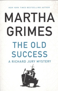 Martha Grimes - A Richard Jury Mystery  : The old success.