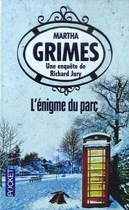 Martha Grimes - L'énigme du parc.